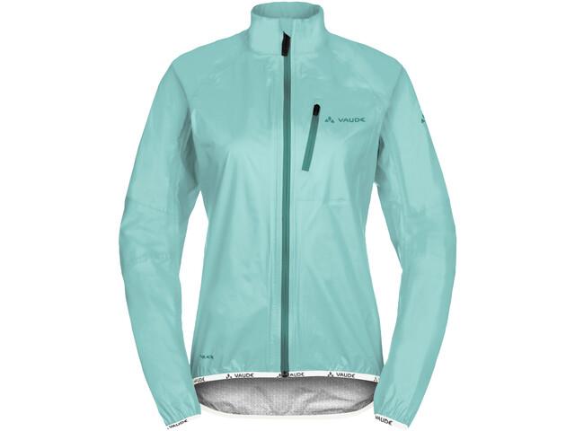VAUDE Drop III Jacket Dame glacier